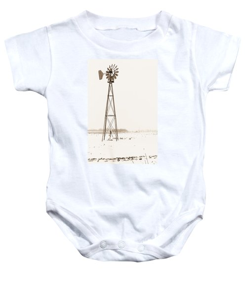 The Windmill Baby Onesie