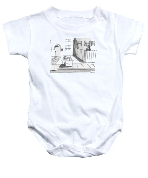 Title: Conspiracy Theories $10 A Boy Is Slumped Baby Onesie