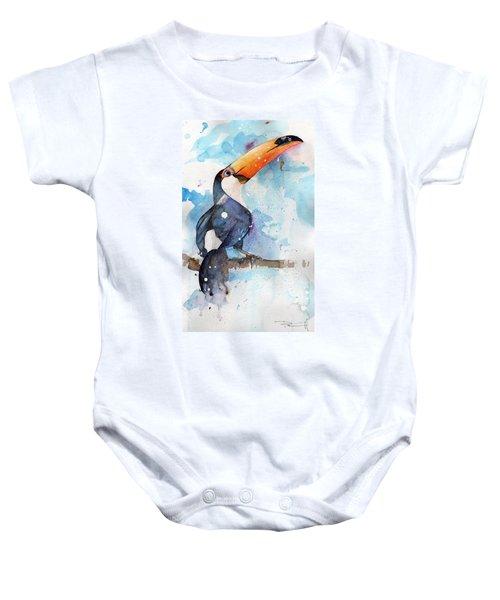 Toucan Sam Baby Onesie