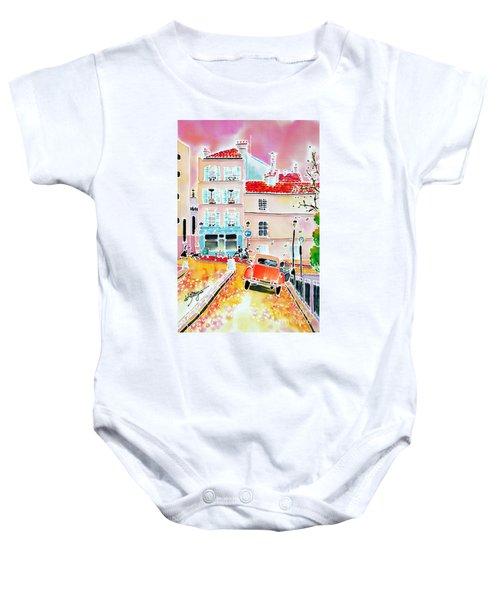 Twilight Montmartre Baby Onesie