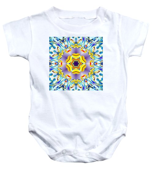 Vivid Expansion Baby Onesie