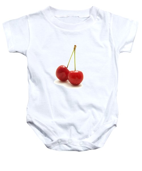 Wild Cherry Baby Onesie