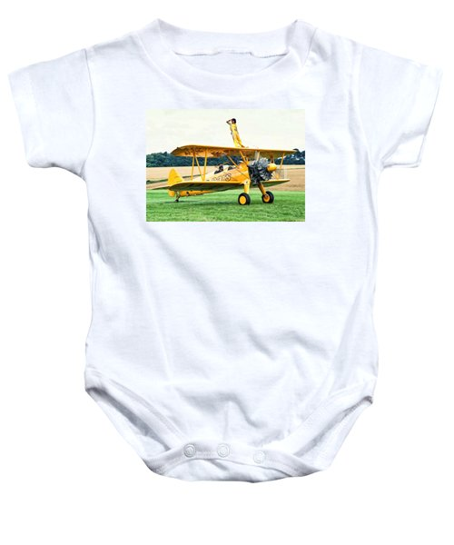 Wingwalking Baby Onesie