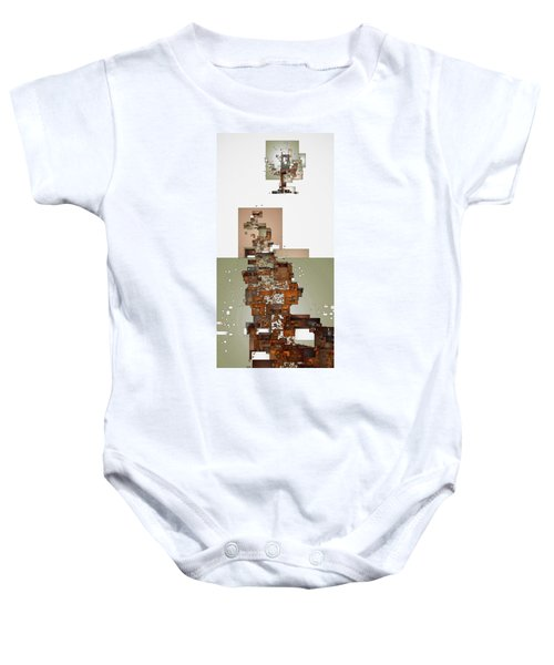 Winter Scene Baby Onesie