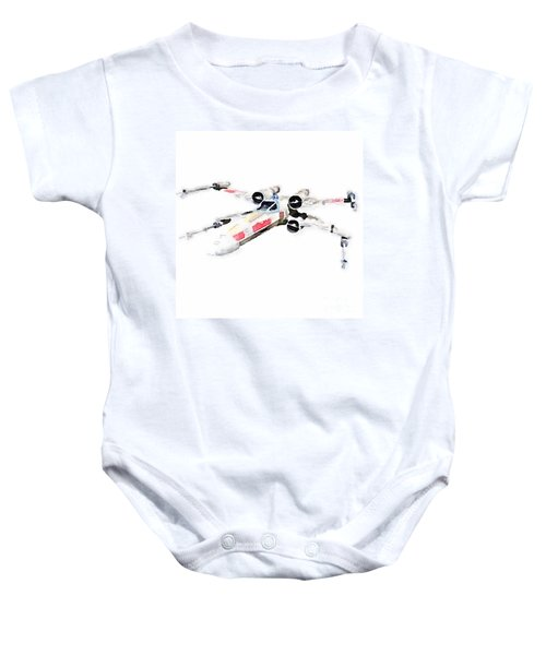 X-wing Baby Onesie