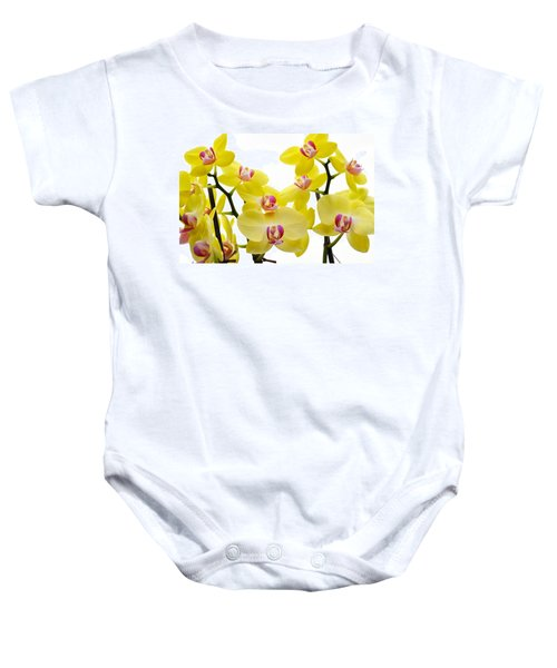 Yellow Beauties Baby Onesie