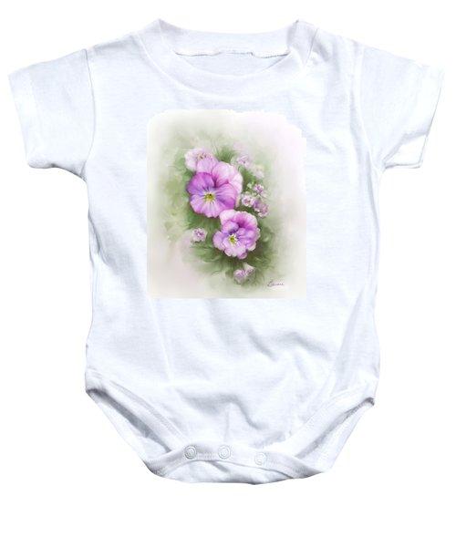 Viola Baby Onesie