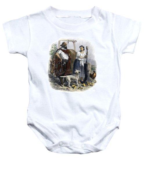Argentina: Gaucho, C1870 Baby Onesie