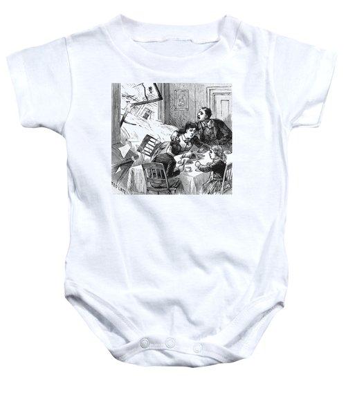 Johnstown Flood, 1889 Baby Onesie