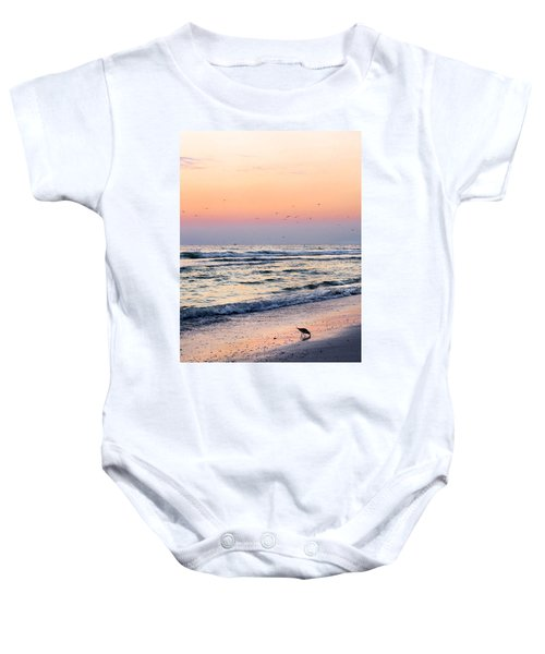 At Sunset Baby Onesie