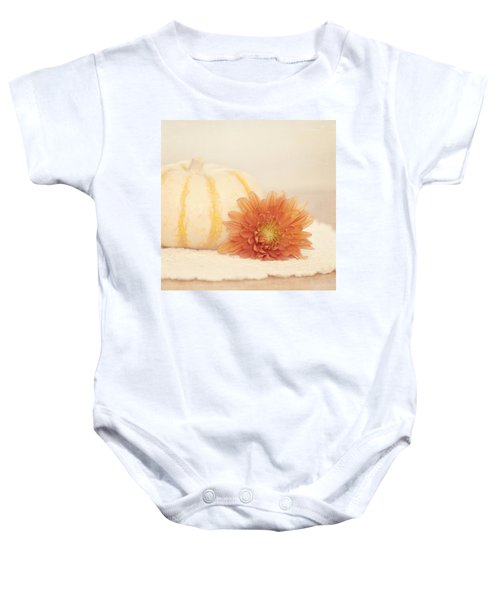 Autumn Splendor Baby Onesie