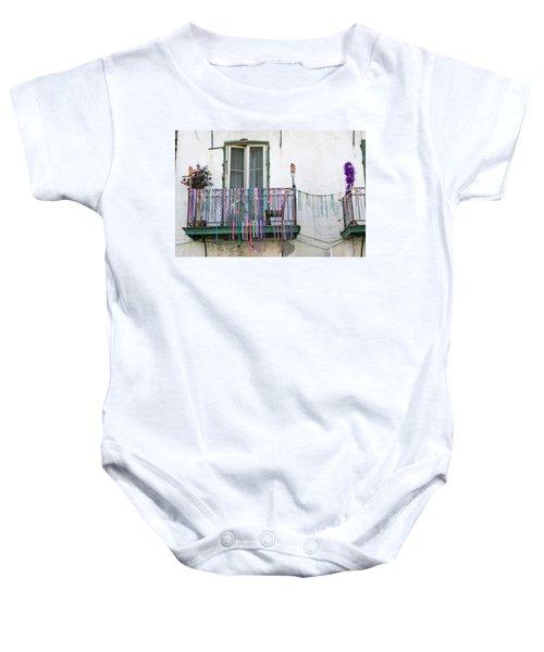 Bead The Porch Baby Onesie
