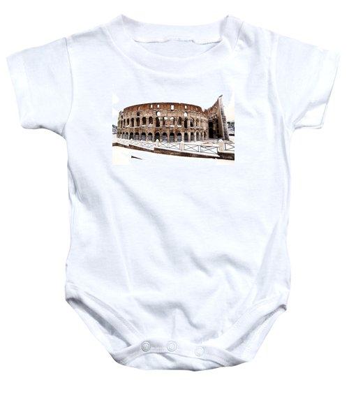 Colosseum Baby Onesie