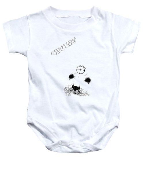 Fashion Victim Baby Onesie