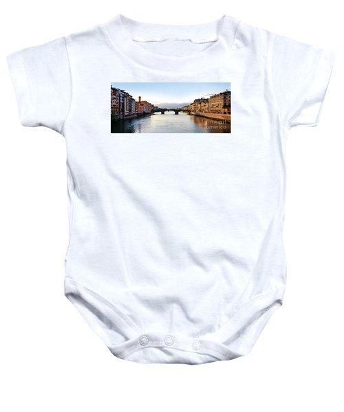 Firenze - Italia Baby Onesie