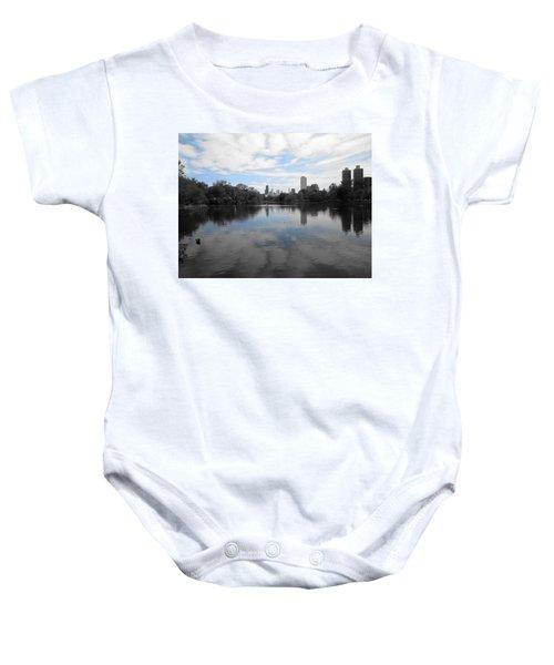North Pond Baby Onesie