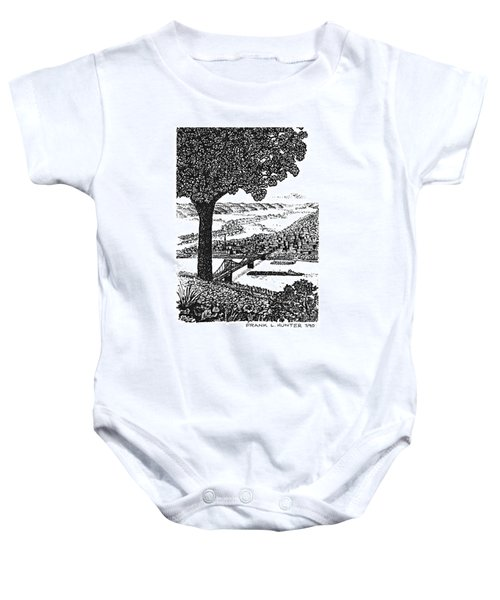 Portsmouth Ohio From A Kentucky Hill Baby Onesie
