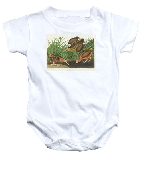American Woodcock Baby Onesie