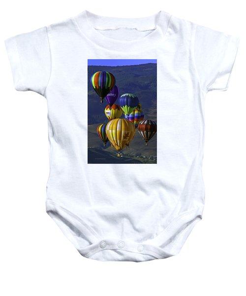 Balloons Over Reno Baby Onesie