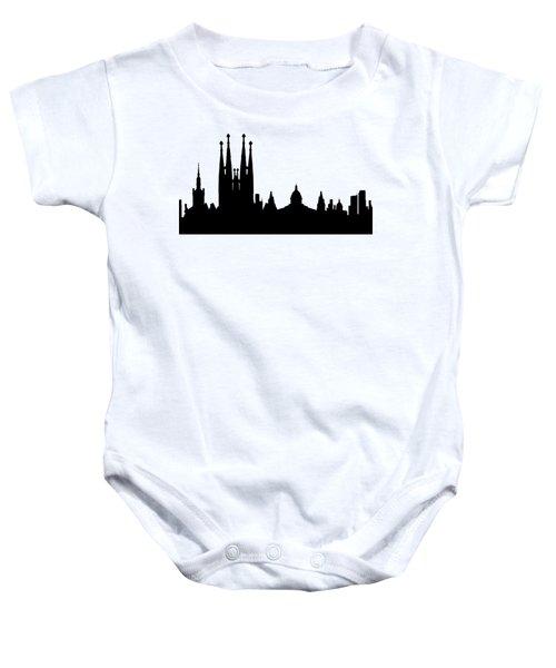 Barcelona Baby Onesie