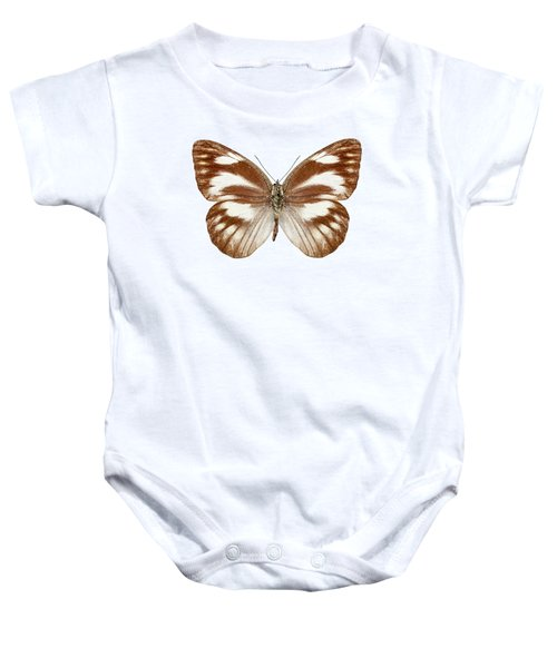 Butterfly Species Appias Libythea  Baby Onesie