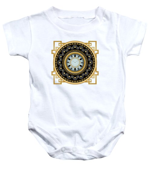 Circularium No 2653 Baby Onesie