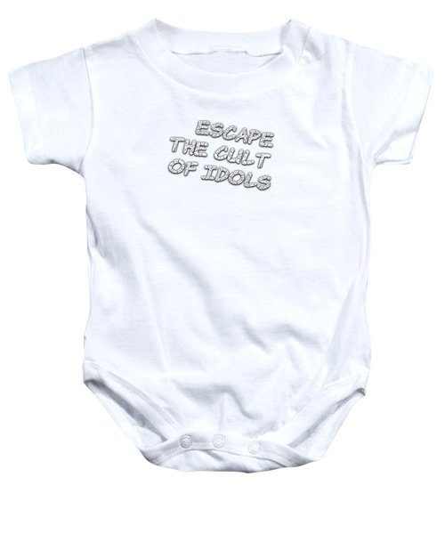1 Corinthians Chapter 10 Next Baby Onesie