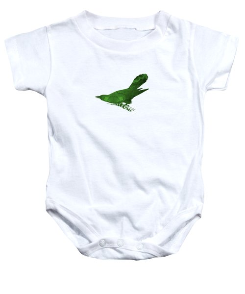 Cuckoo Baby Onesie by Mordax Furittus