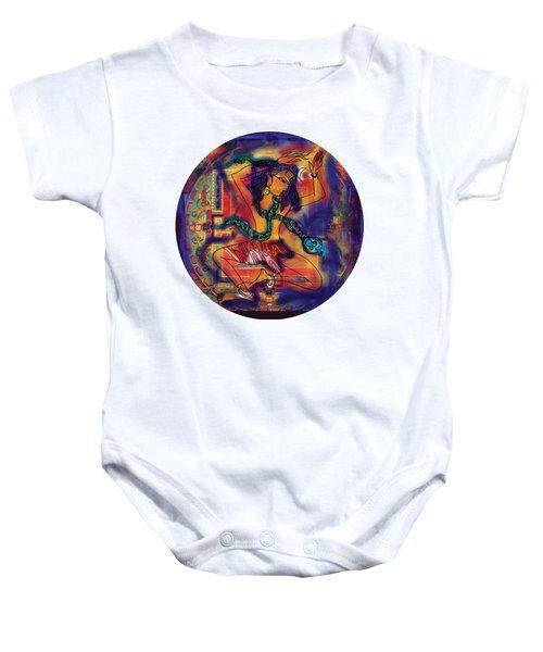 Dancing Shiva Baby Onesie