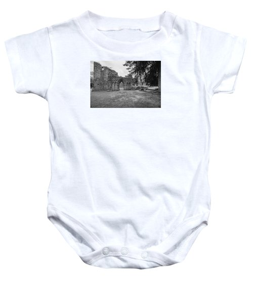 Inchmahome Priory Baby Onesie