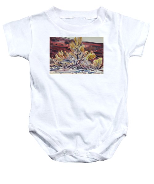 Ironwood Baby Onesie by Donald Maier