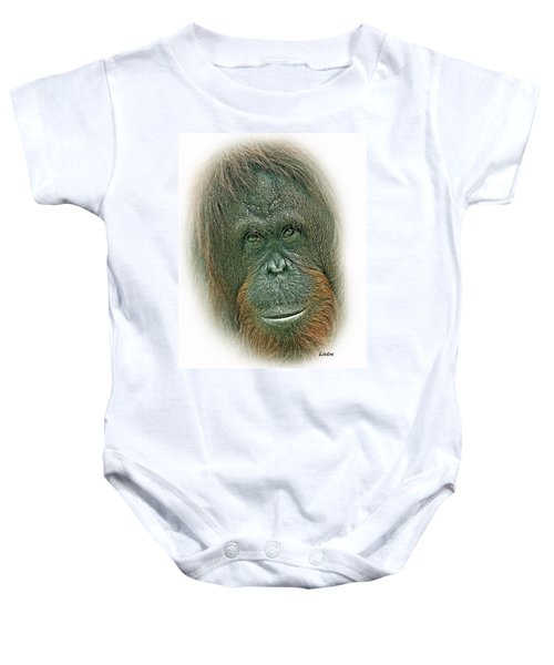 Lady Of The Forest Baby Onesie