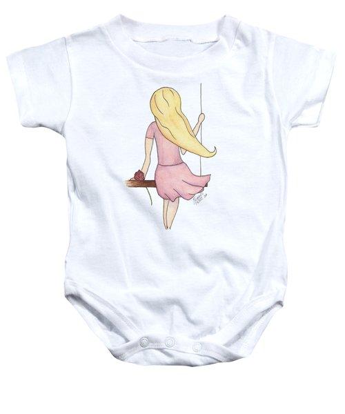 Lillian Baby Onesie