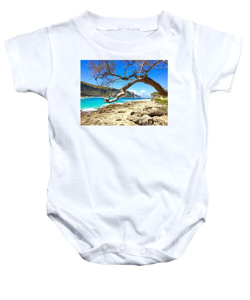 Porte D Enfer, Guadeloupe Baby Onesie
