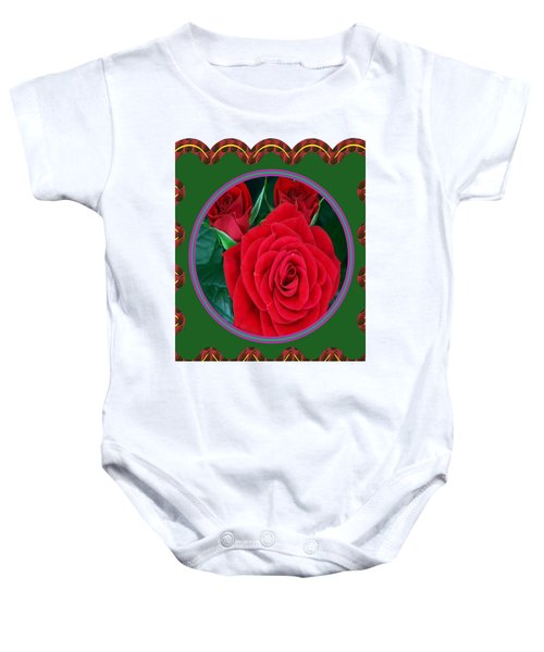 Rose Flower Floral Posters Photography And Graphic Fusion Art Navinjoshi Fineartamerica Pixels Baby Onesie