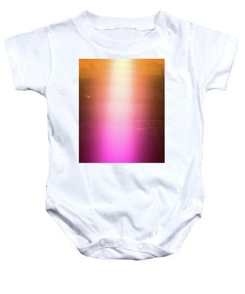 Spiritual Light Baby Onesie