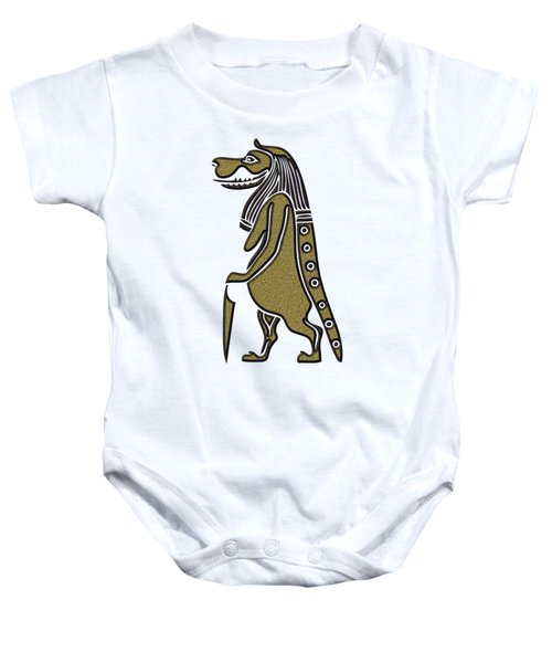 Taweret - Mythical Creature Of Ancient Egypt Baby Onesie
