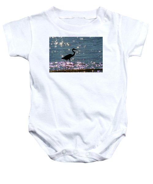 Walking On Sunshine Baby Onesie
