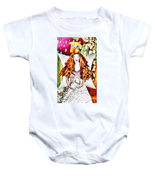 Whitout Title Baby Onesie