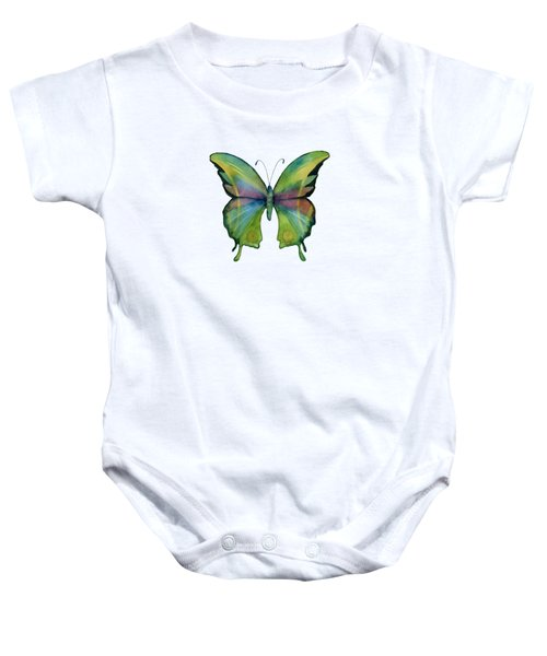 11 Prism Butterfly Baby Onesie