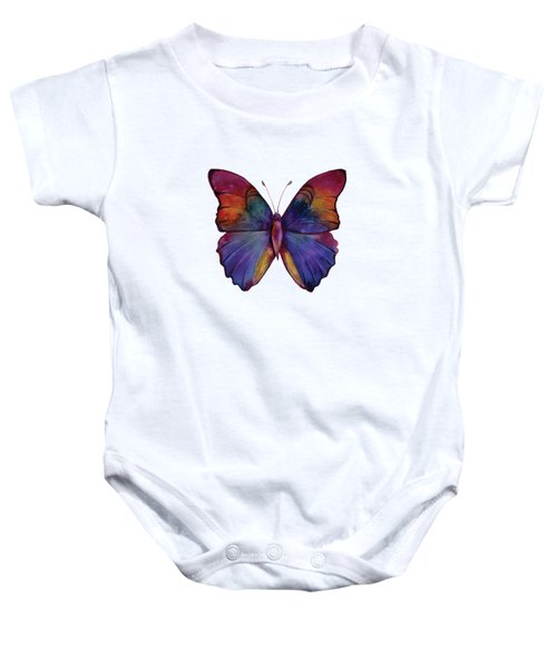13 Narcissus Butterfly Baby Onesie