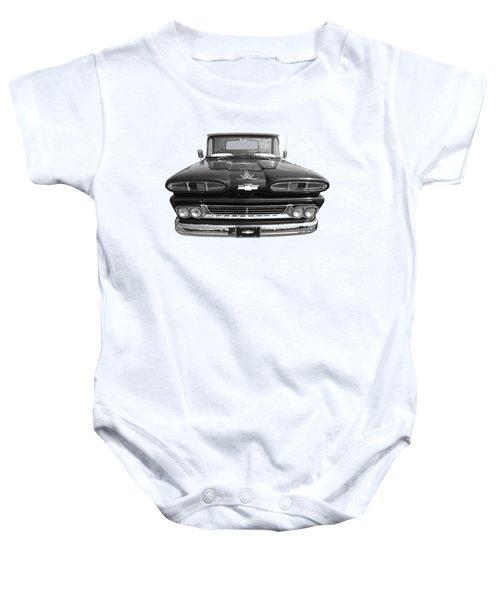 1960 Chevy Truck Baby Onesie