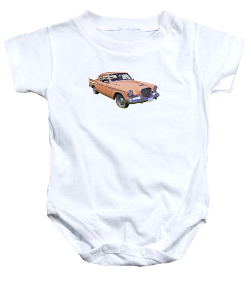 1961 Studebaker Hawk Coupe Baby Onesie