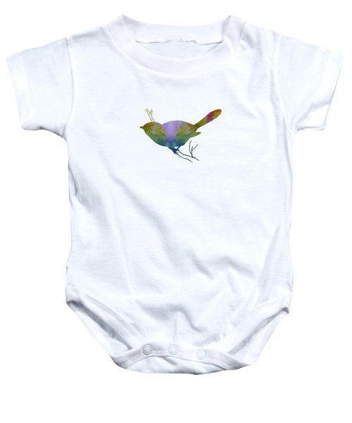 Chickadee Baby Onesie
