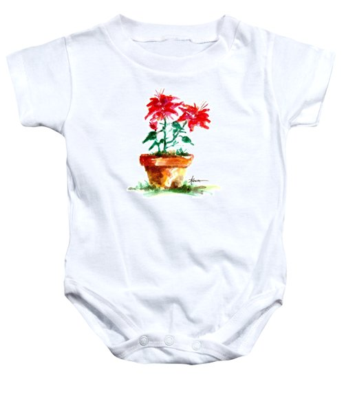 Cracked Pot  Baby Onesie