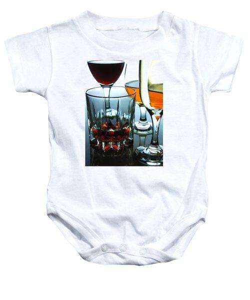 Drinks Baby Onesie