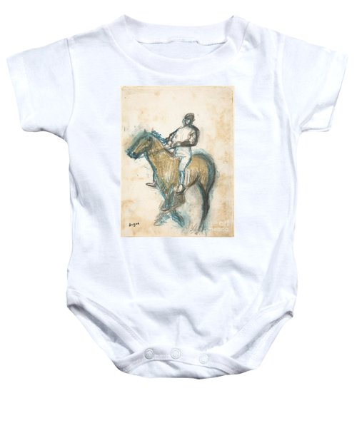 Jockey Baby Onesie