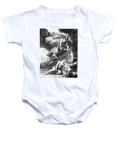 Mythology: Perseus Baby Onesie