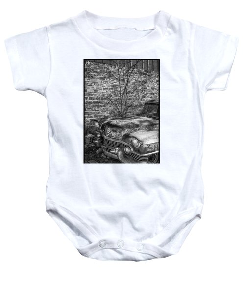 Old Cadillac  Baby Onesie