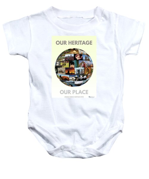 Our Heritage Our Place Baby Onesie